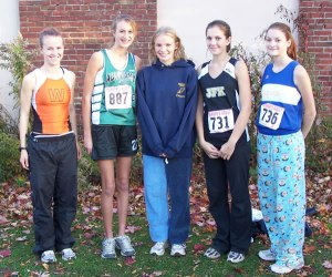 NYS Section VI Cross Country Sectionals -- Individual State Qualifying Girls