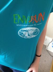 Envirun 5K Shirt (new favorite)