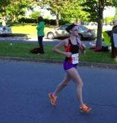 Buffalo Half Marathon - about 1 mile left.