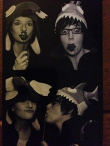 Photobooth fun!