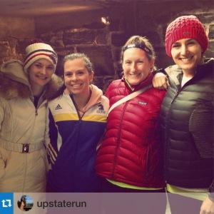 LtR: Me, Laura, Megan, Heather