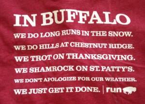 Run Buffalo
