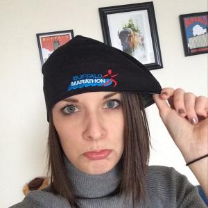 Buffalo Marathon Hat