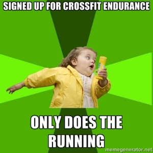 CF Endurance