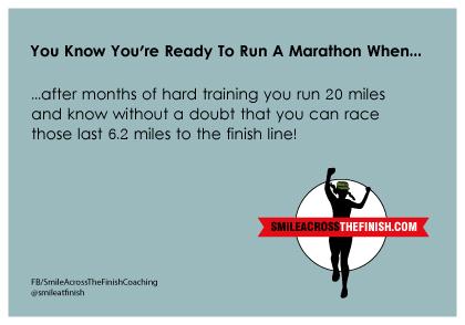 20 Miler Marathon Meme