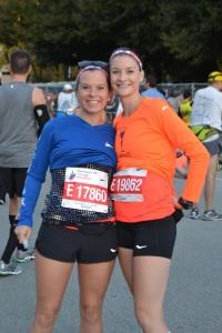Chicago Marathon Pre Race