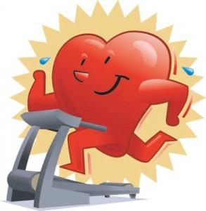 Heart Treadmill
