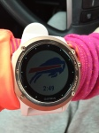 Rose Gold Garmin Fenix 3